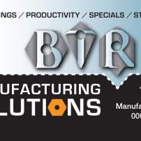 BTR Business Card Front