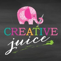 Creative Juice bottle labels