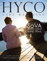 Front Cover SoVA Wine Trail Vol 1 2013