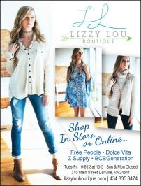 Lizzy Lou Boutique vol 4 2016